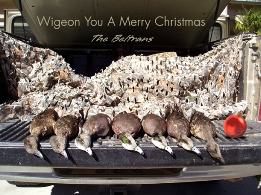 Merry Christmas to Our Fellow Waterfowlers